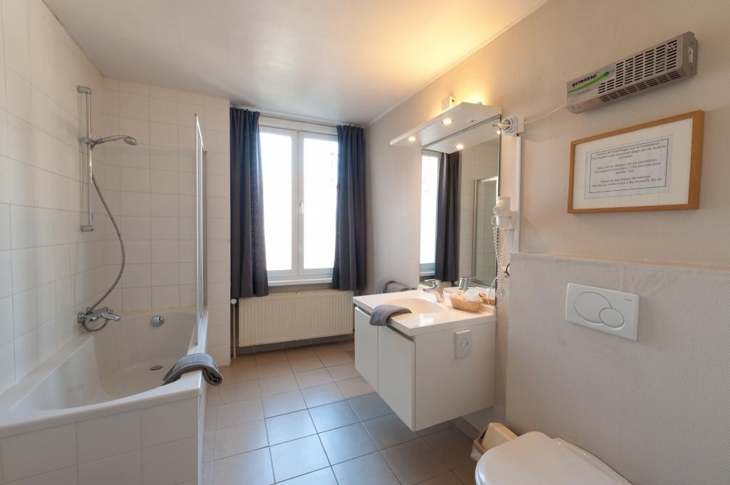 Hotel ter reien - Kamer klein bad ...